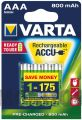 Akumulator VARTA Rechargeable Accu R03 / AAA 800mAh Ready To Use